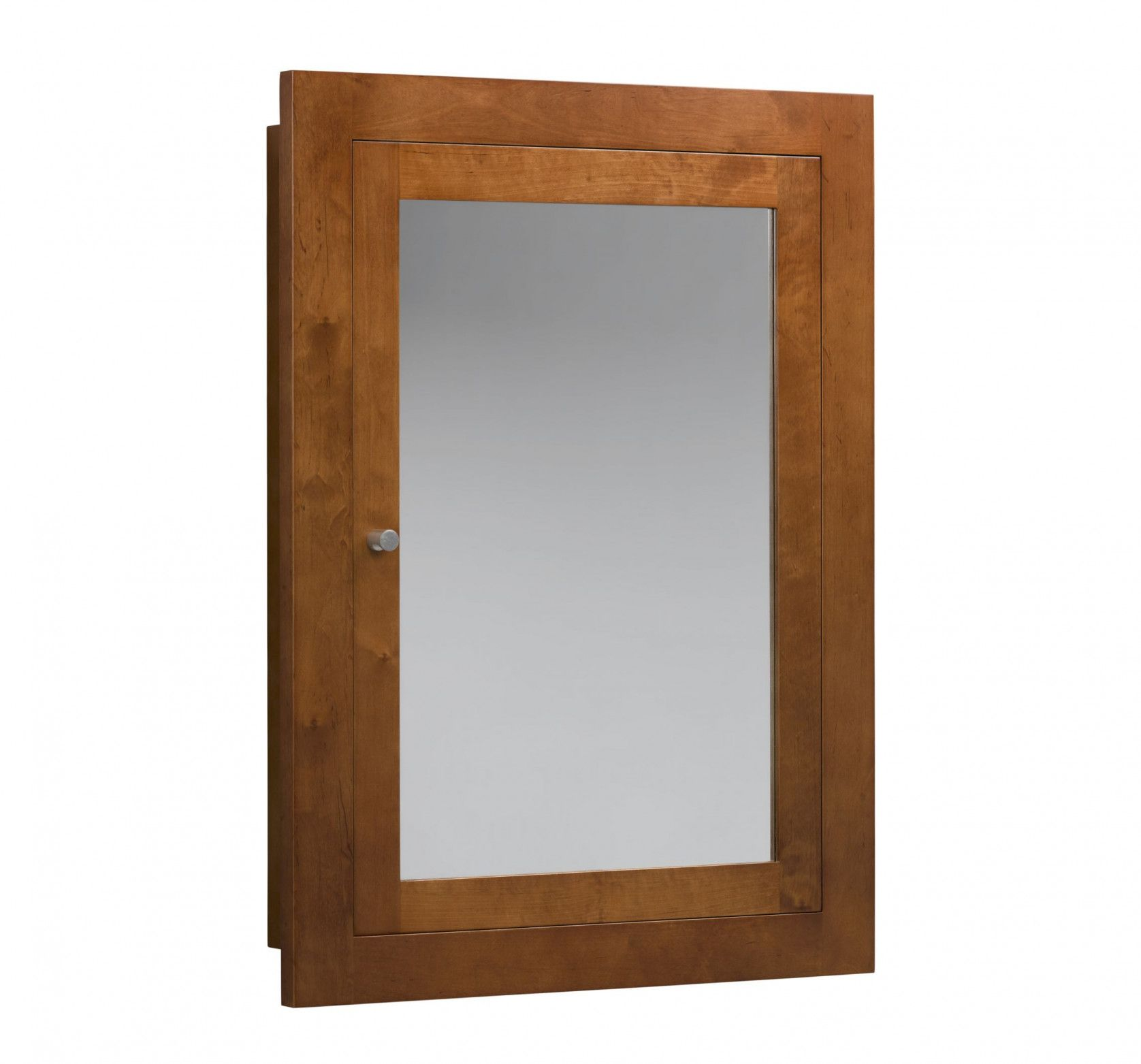 50 Recessed Wood Medicine Cabinets With Mirrors Kitchen Decor