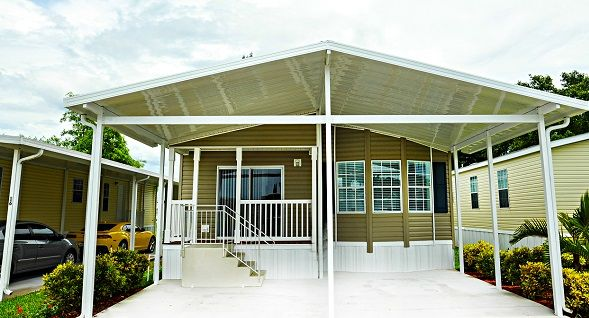 Jacobsen Manufactured Home For Sale In Fort Lauderdale Fl 33325