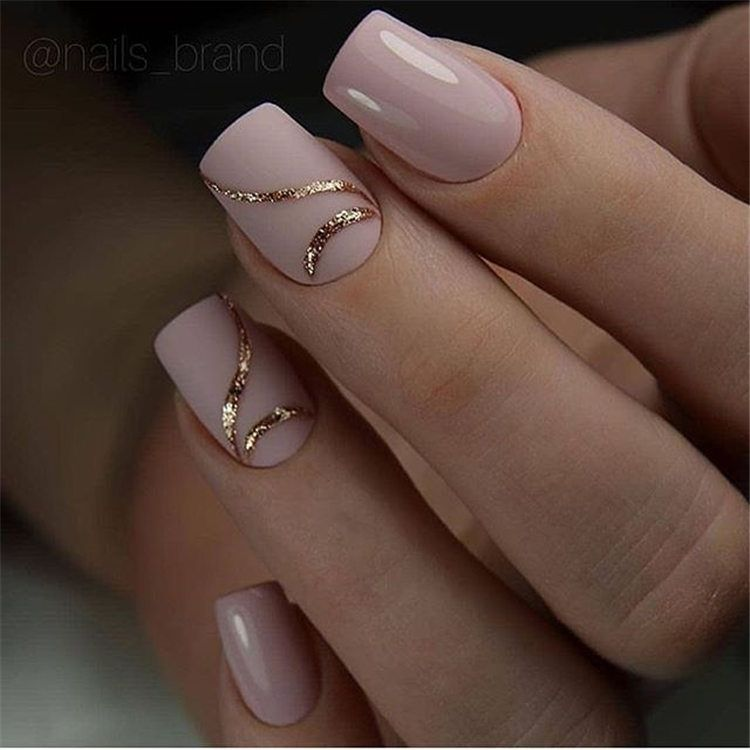 There Must Be Your Favorite Nail Ideas In 140 Classic Nail Designs Page 70 Of 139 Inspiration Diary Elegant Nail Designs Elegant Nails Classy Nail Designs