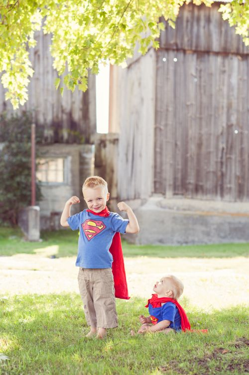 Superman Family Claire Dam Photography Brothers Superman Kids Cute Sweet Fun Superhero Family Superman Family Love Photography Future Photos