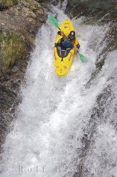 Kayak deporte de aventura
