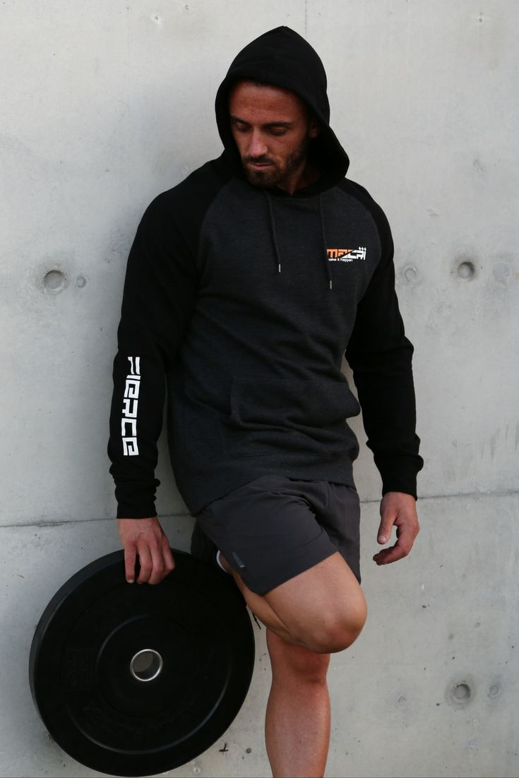 0ea747c3611b6e Macri training hoody light weight cotton based hoodies to compliment any  workout session loved by body builders everywhere