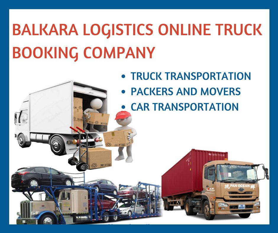 Online Truck Booking In New Delhi Is Provided By Truckwaale Best