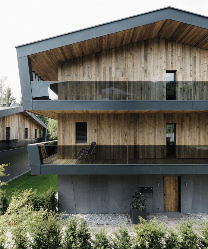 Photo of Robust und natürlich: Fassadenverkleidung von Rieder | STYLEPARK