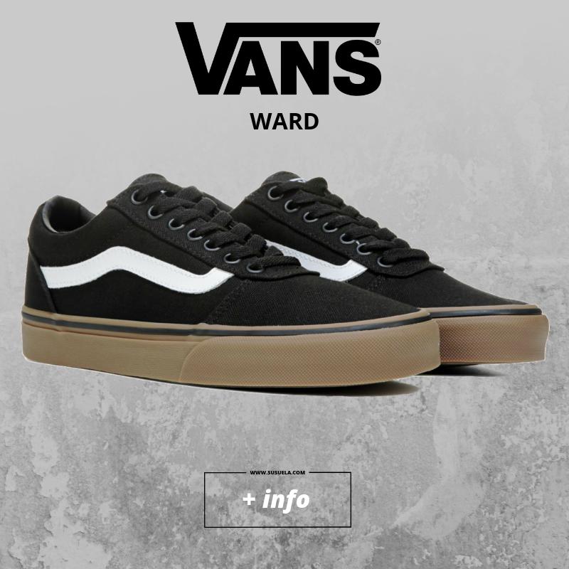 vans ward
