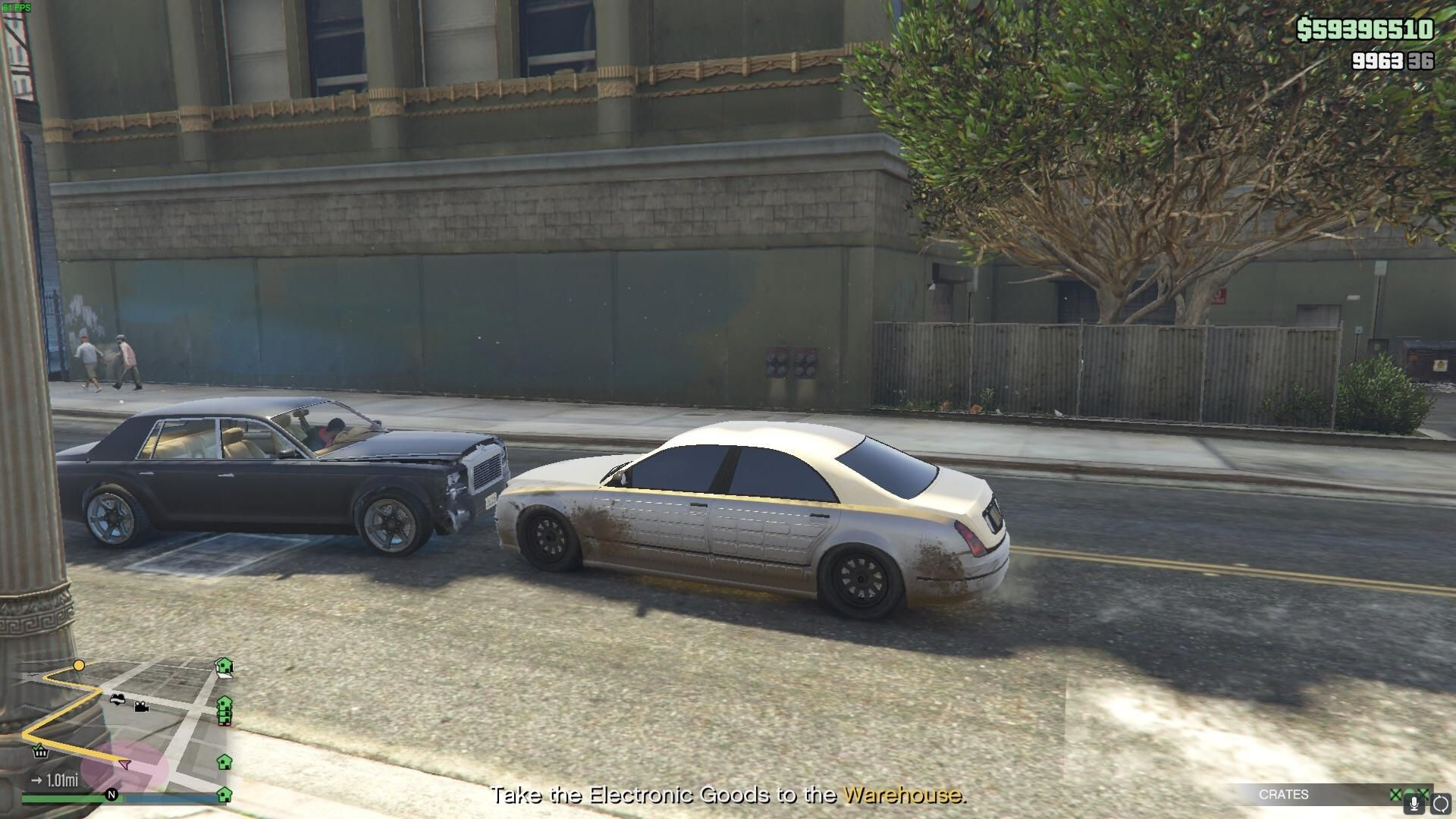 Bentley vs. Rolls-Royce. #GrandTheftAutoV #GTAV #GTA5 #GrandTheftAuto #GTA #GTAOnline #GrandTheftAuto5 #PS4 #games