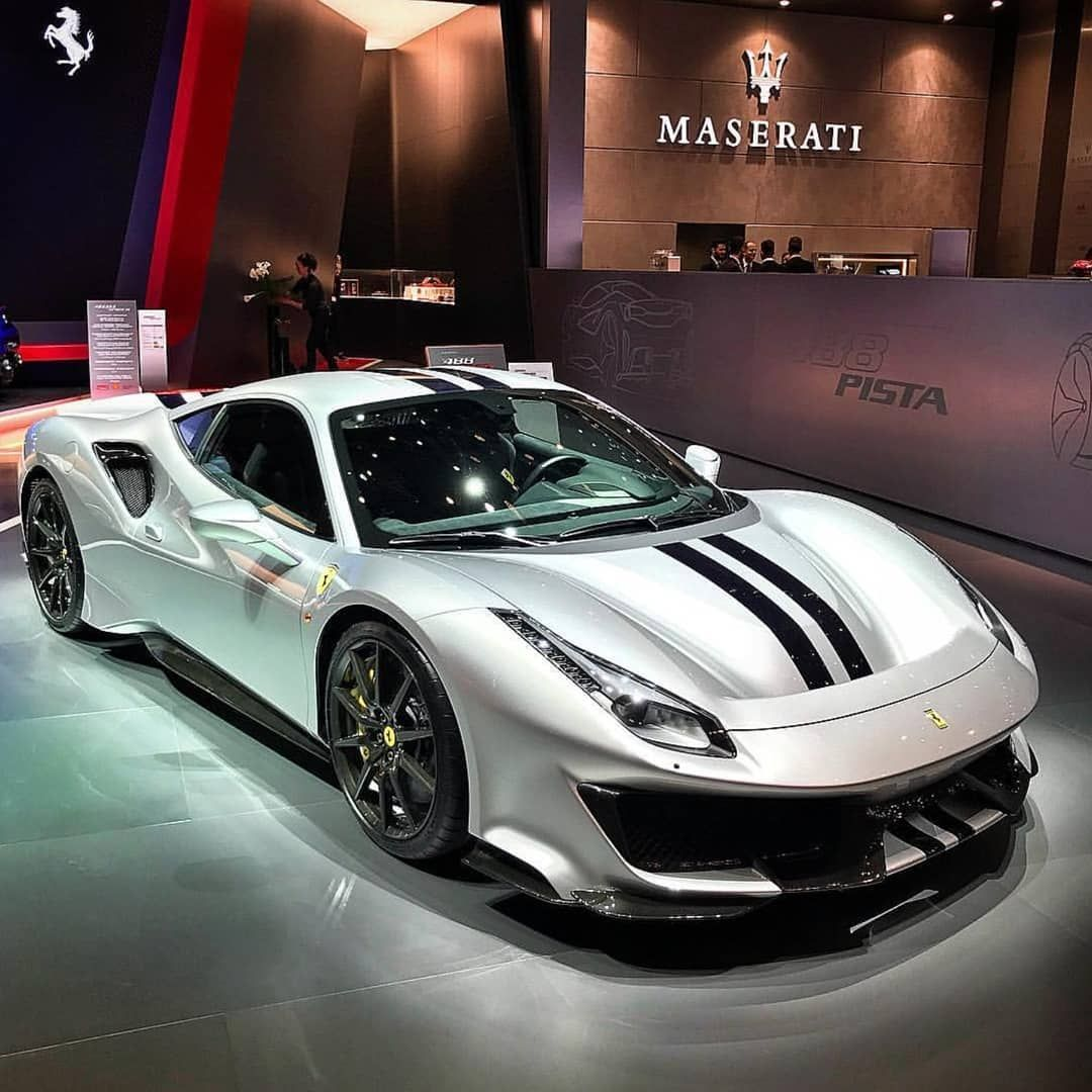 Ferrari 488 Pista: Ferrari Car, Sports Cars Luxury