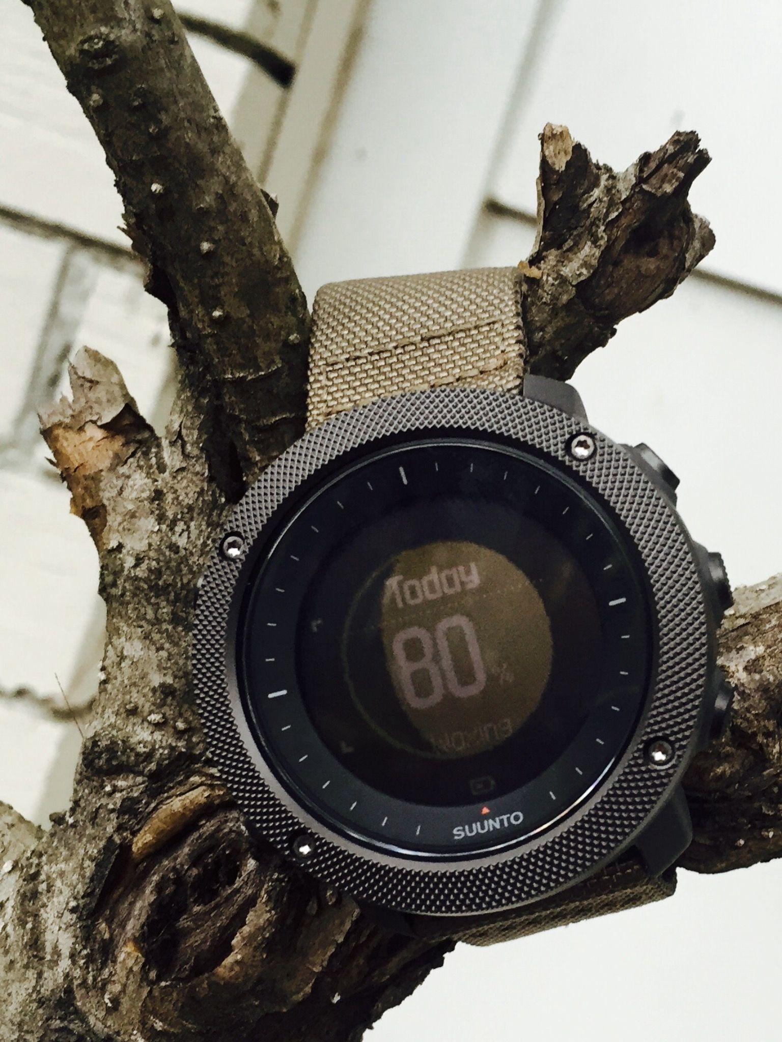 914b1fd70 Suunto Traverse Alpha - Soldier Systems Daily | style | Reloj ...