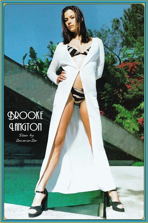 brooke langton bikini