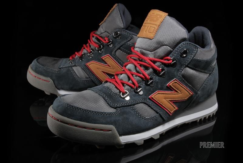The New Balance H710 is available now in this navy and grey colorway ... 22990483f