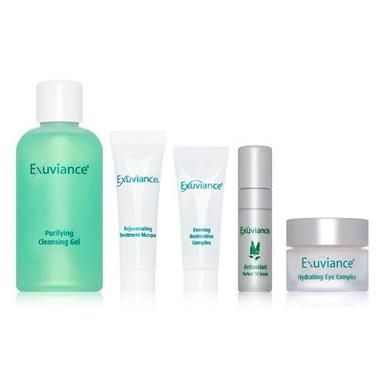 Exuviance acne kit