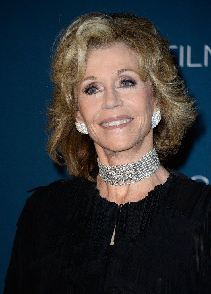 30 Best Jane Fonda Hairstyles Shag Hairstyles And Hair Cuts