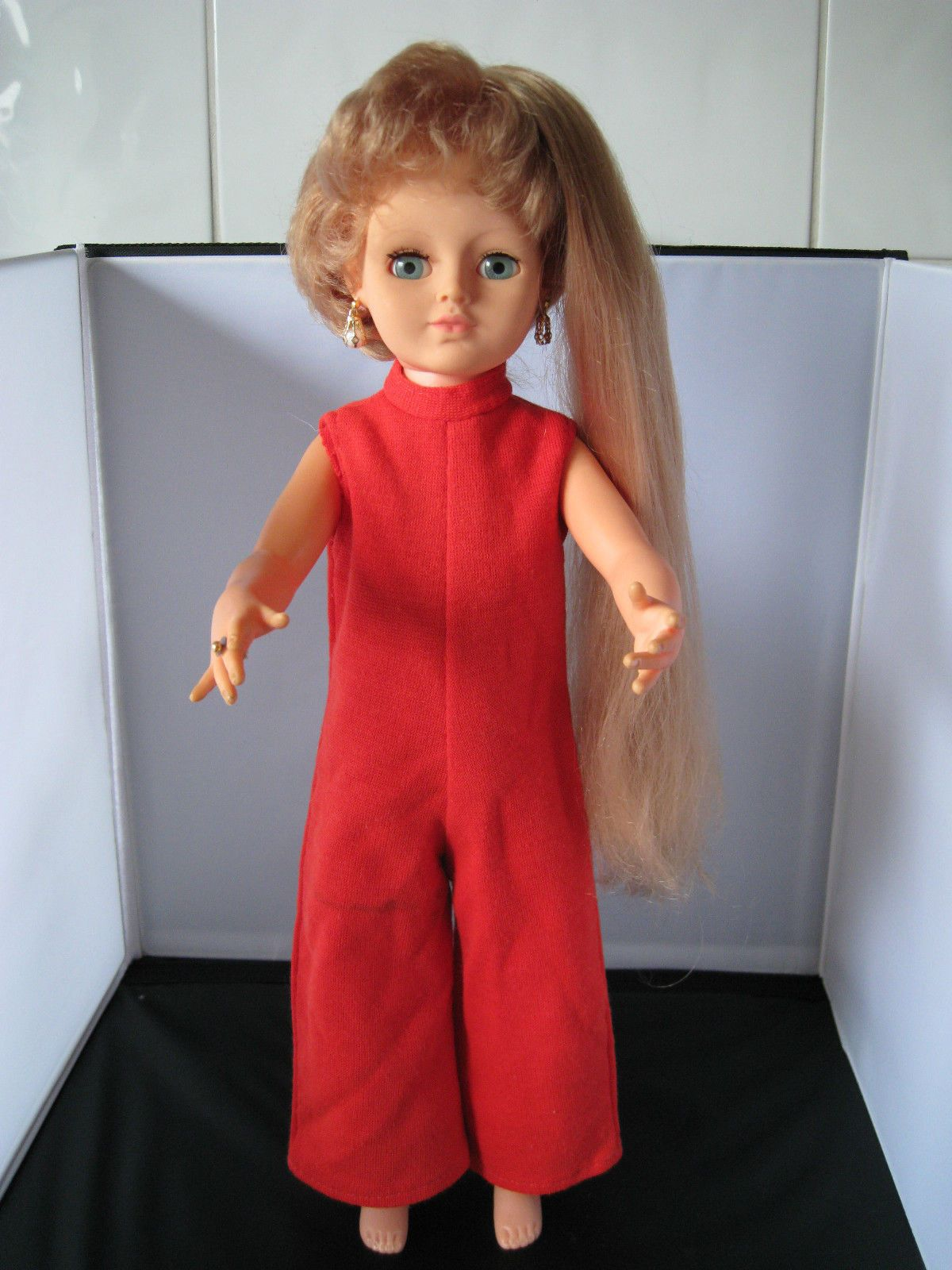 Vintage Palitoy Sheena Doll With Fully Working Hair Extension Ebay