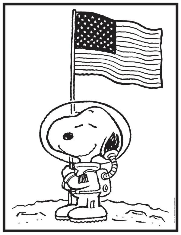 Image result for this is america charlie brown coloring sheet ...