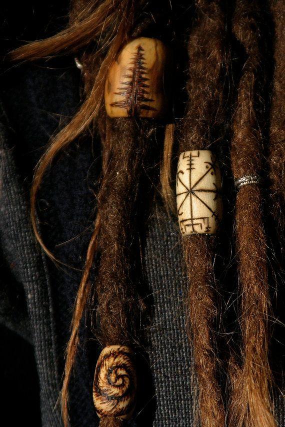 Dread Pearls Handmade rastaperlen Dreadlock perlas Dread cuffs trendy