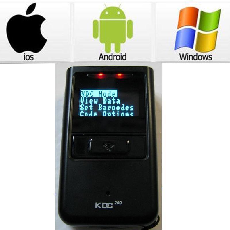 Koamtac KDC200i Mini Portable Wireless Bluetooth Barcode