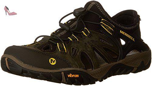 Merrell M-Moab 2 Mid Waterproof Chaussures de Randonn/ée Hautes Mixte Enfant