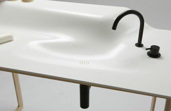 waschtischarmaturen-moderne-waschbecken-armatur-schwarz - moderne armaturen badezimmer