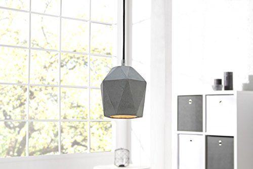 Ausgefallene Hängelen dunord design hängele pendelle b tong prisma beton le