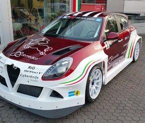 بطولات السيارات راليات و سباق سيارات Alfa Romeo Giulietta Alfa Romeo Romeo