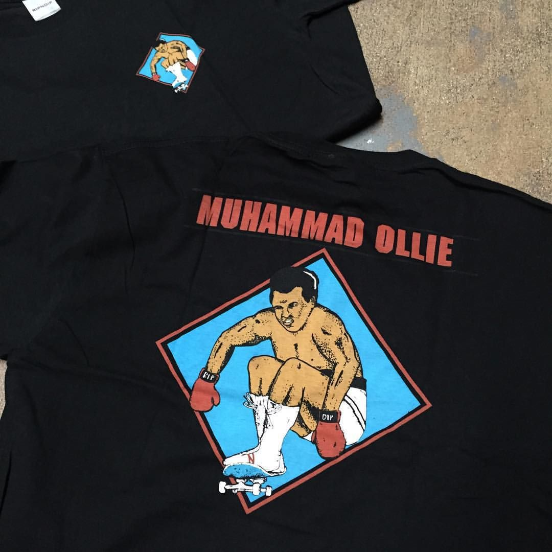 716fd577fa0693 This Muhammad Ollie shirt from Rip n Dip is the greatest! #ripndip ...