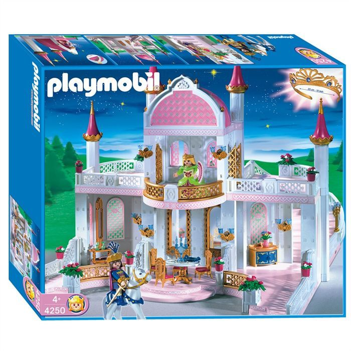playmobil ch teau de princesse jouets cdiscount ventes pas jouets pas cher. Black Bedroom Furniture Sets. Home Design Ideas