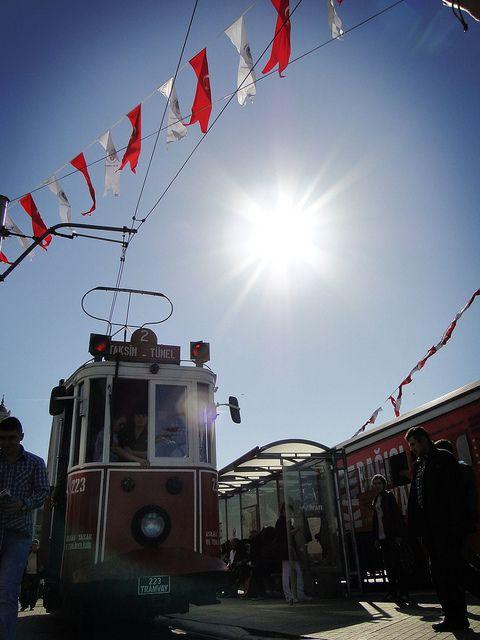 Taksim @ Istanbul by Laura Franco R//, via Flickr