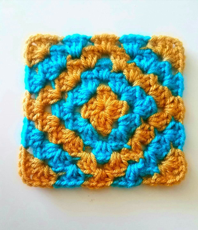 Pin de Sor Sepulveda en Crochet | Pinterest | Cuadrados, Ganchillo y ...