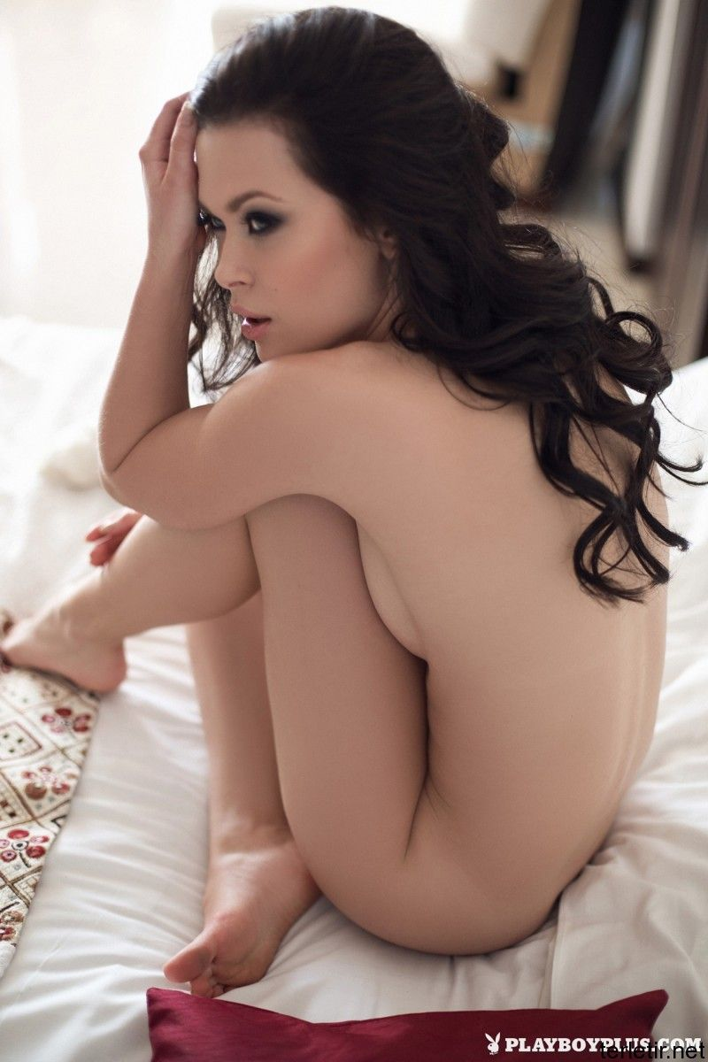 naked playboy girl alina mayer #alinamayer #brunette #girl #hot