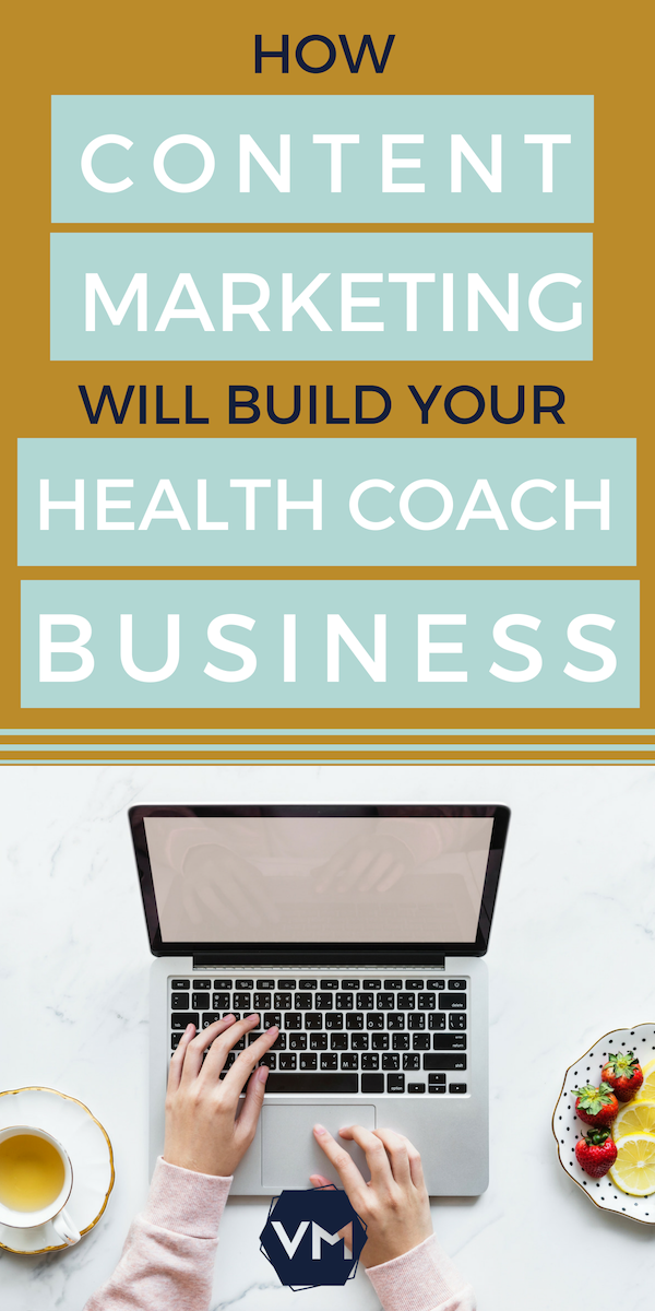 How To Overcome Your Fear Of Speaking To Get Clients |Health Coach Advertisement