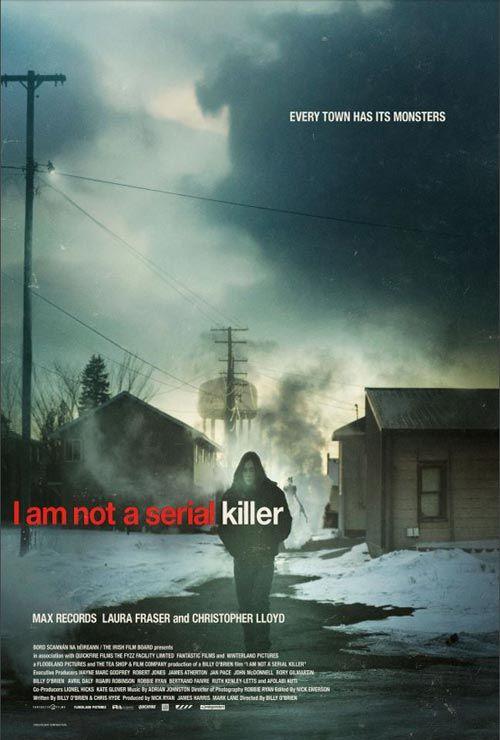 دانلود فیلم من یک قاتل سریالی نیستم I Am Not a Serial Killer 2016