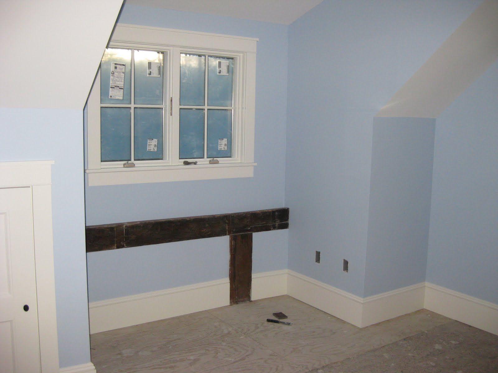 Light blue wall paint colors - Bm Lake Placid Wall Colorspaint Colorsbenjamin Moorehard Tothe Whitelight Bluelakes