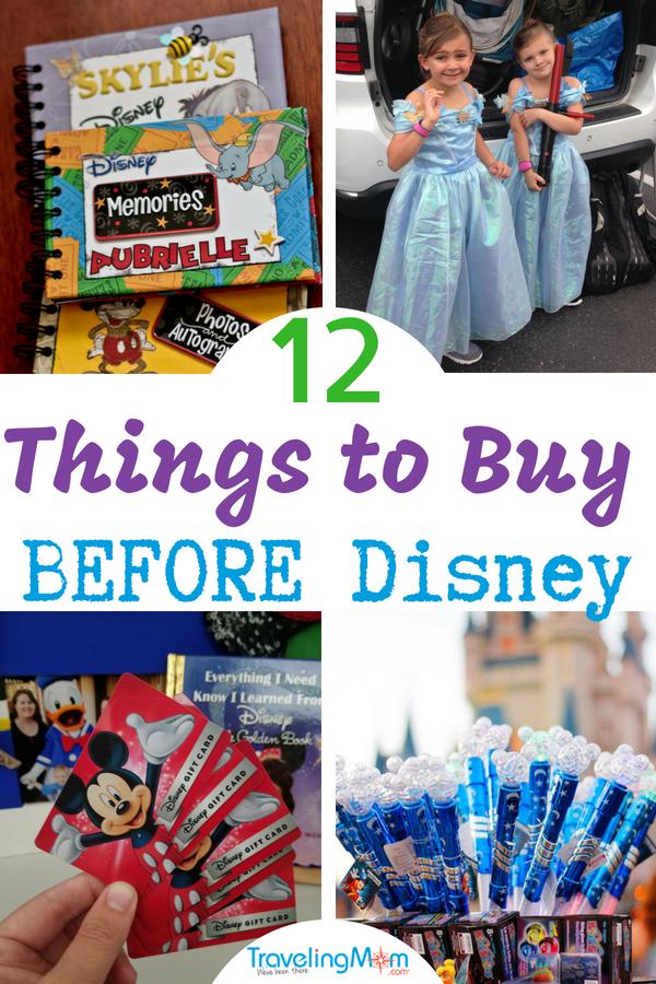 Photo of 12 Disney World Essentials zu kaufen VOR Disney, um Einsparungen zu maximieren
