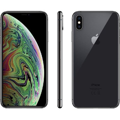 Apple Iphone Xs Max64 Gb Space Grey 4g Lte Apple Iphone Iphone Smartphone