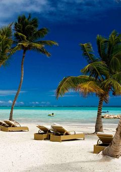 Sanctuary Cap Cana - Punta Cana, DR.  I have been there!  Went on my honeymoon! It is even more beautiful in person.