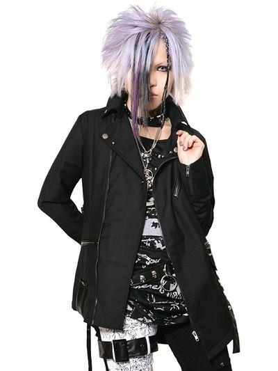 HARNESS ROCK Riders Jacket | CDJapan. See more at http://www.cdjapan.co.jp/apparel/sexpot.html #punk #japanesefashion