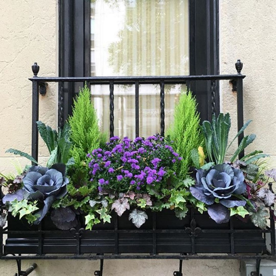 Blumenkaesten Balkon 25 Extraordinary Window Garden Ideas For Your Wonderful