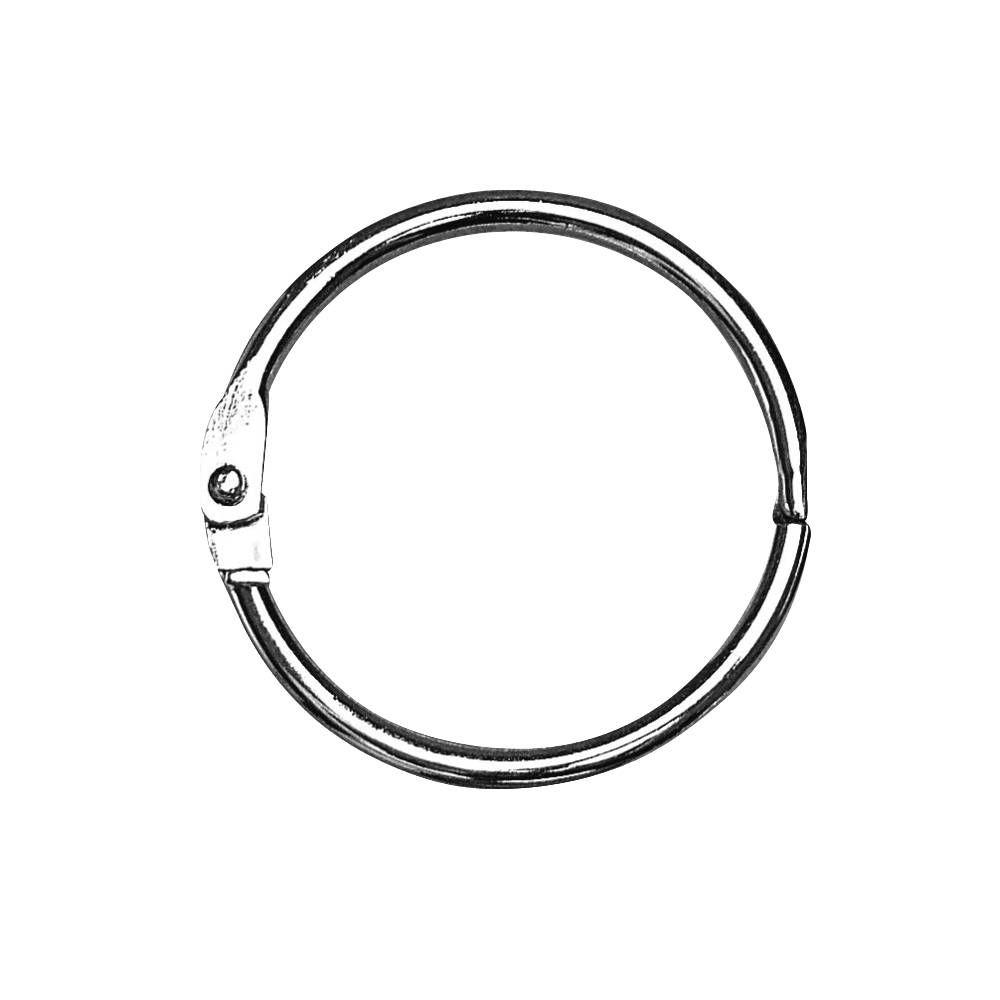 bastelzubeh r werkzeug und aufbewahrung 5 metallringe zum ffnen 25 mm innen metall ring. Black Bedroom Furniture Sets. Home Design Ideas