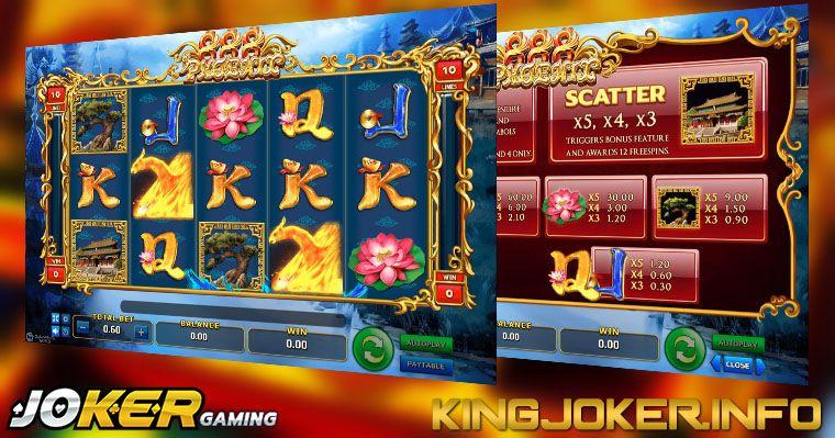 "Review Slot Joker Gaming ""Phoenix 888"" Joker, Musik"