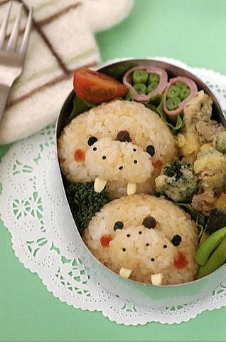 Almuerzo nutritivo y práctico para peques
