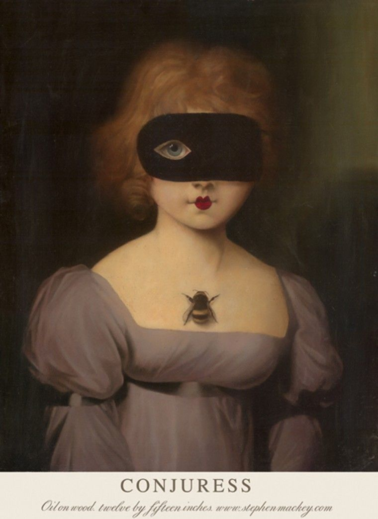 Conjuress by Stephen Mackey
