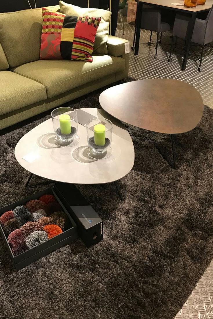 Design Tafel Meubels.Moderne Set Bijzettafels Twinny Van Bree S New World Tafel