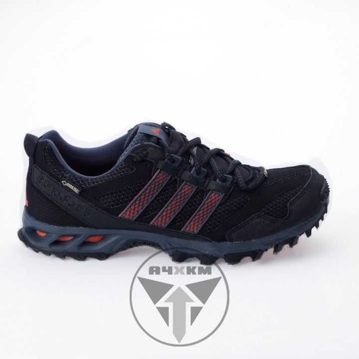 official photos bb3c7 cd971 Zapatillas Adidas Kanadia TR 6 de trail running para hombre en color negro.  Versión de
