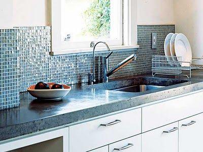 Cocina moderna azulejos cocina moderna moderno y cocinas - Azulejos cocinas modernas ...