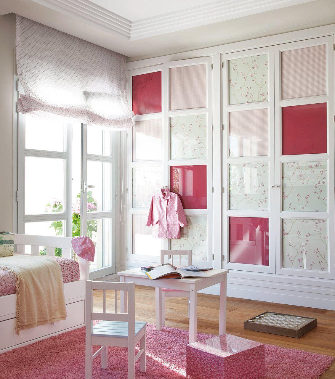 Renueva con telas si quieres renovar tus muebles y no - Renovar armario empotrado ...