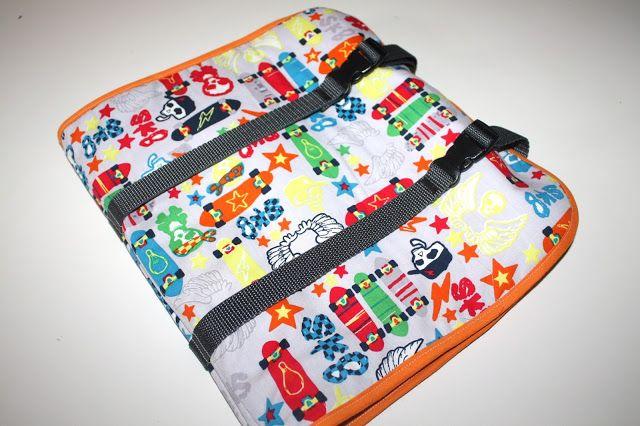 Am Eichenbaum: Busy Bag,Ziploc Bag, Zipper Tasche