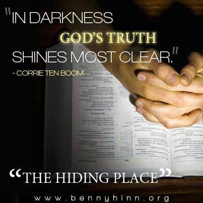 God's truth