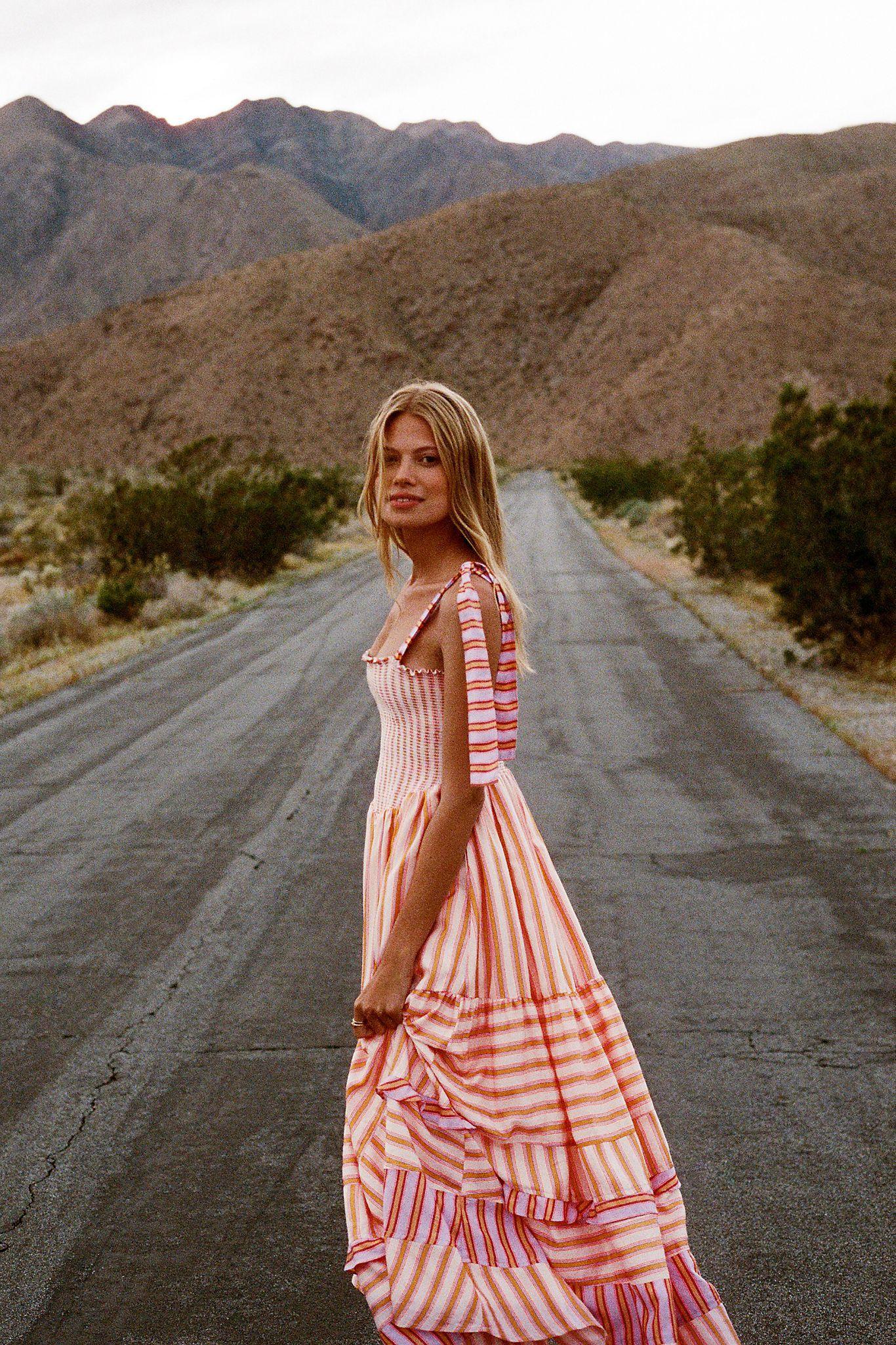 Dolan Collection Caroline Tiered Maxi Dress Tiered Maxi Dress Maxi Dress Boho Maxi Dress [ 2049 x 1366 Pixel ]