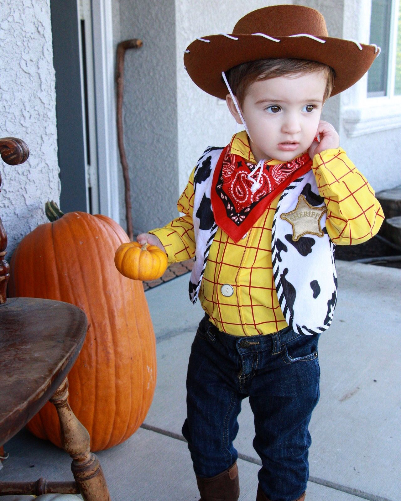 1982c201bfba0 Toddler Woody Costume
