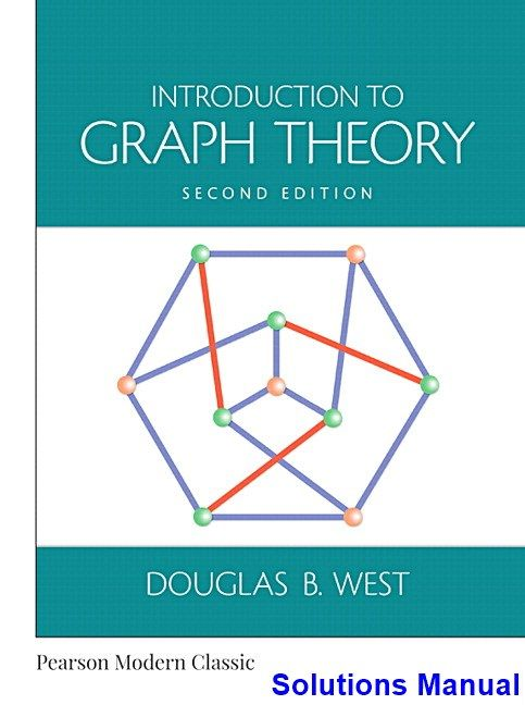 solutions manual for introduction to graph theory 2nd edition by rh pinterest com X Y Graph Paper Graph Theory Tutorial